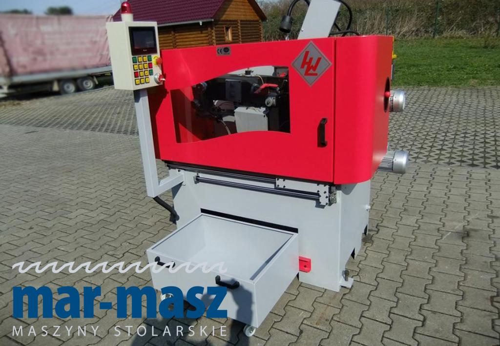Automat do ostrzenia pił tarczowych WINTER SAWMAX 600 PRO (automatyczna regulacja)