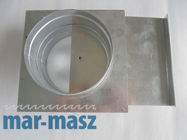 Zasuwa metalowa 0,8