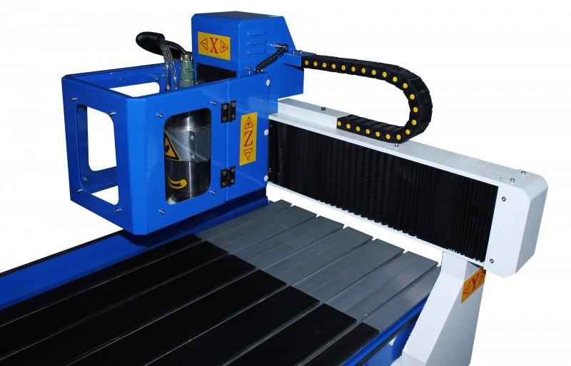 Frezarka ploter grawerka CNC-Technologies GRAND CENTRAL 6090