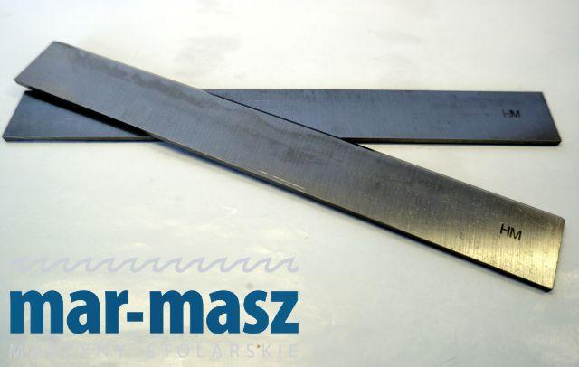 GLOBUS Nóż do strugarek 230x30x3