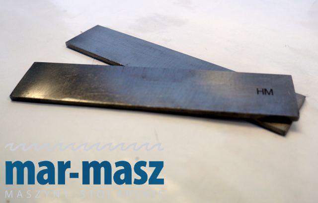 GLOBUS Nóż do strugarek 130x30x3