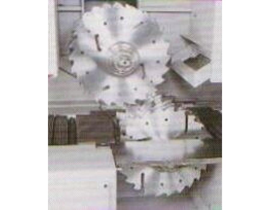 Wielopiła dwuwałowa WINTER Multimax 700 350/220