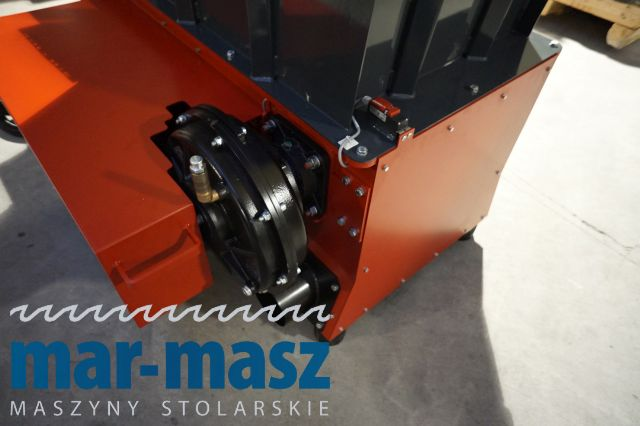 Rozdrabniacz rębak WINTER CHIPPER 630