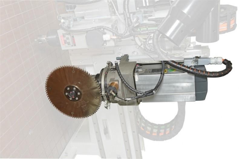 Pionowe centrum frezarskie CNC Casadei Multi Ranger RS 6321