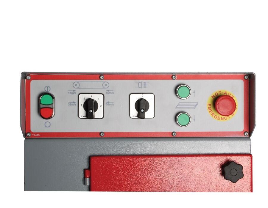 Szlifierka długotaśmowa WINTER LBS 3000